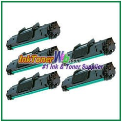 Toner Cartridge Compatible with Samsung SCX-4521D3 - 5 Piece