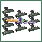 Toner Cartridge Compatible with Samsung SCX-D4725A - 10 Piece