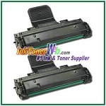 Toner Cartridge Compatible with Samsung SCX-D4725A - 2 Piece