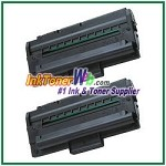 Xerox 109R00725 Compatible Toner Cartridge for Phaser 3130, 3120, 3115 - 2 Piece