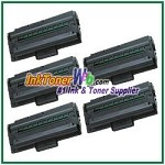 Xerox 109R00725 Compatible Toner Cartridge for Phaser 3130, 3120, 3115 - 5 Piece