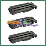 Xerox 108R00909 Compatible High Yield Toner Cartridge for Phaser 3140, 3155, 3160 - 3 Piece
