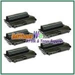 Xerox 106R01412 Compatible High Yield Toner Cartridge for Phaser 3300MFP series - 5 Piece