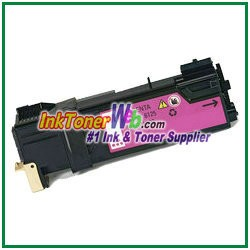 Xerox 106R01332 Compatible Magenta Toner Cartridge for Phaser 6125 series