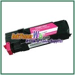 Xerox 106R01453 Compatible Magenta Toner Cartridge for Phaser 6128MFP series