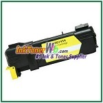 Xerox 106R01454 Compatible Yellow Toner Cartridge for Phaser 6128MFP series
