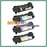 Xerox 106R01477-80 Compatible Toner Cartridges for Phaser 6140 series - 4 Piece Combo