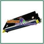 Xerox 113R00725 Compatible High Yield Yellow Toner Cartridge for Phaser 6180 series
