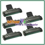 Xerox 013R00621 Compatible High Yield Toner Cartridge for WorkCentre PE220 series - 5 Piece