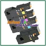 Xerox 106R01627-30 Compatible Toner Cartridges for Phaser 6000, 6010 series - 4 Piece Combo